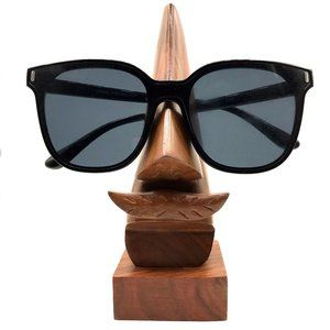 Other - Quirky & Fun Vintage Mr. Moustache Eyeglass Holder